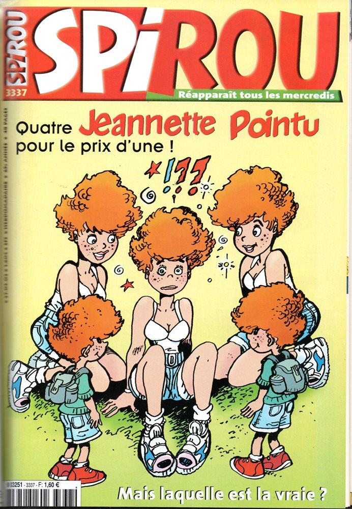 JEANNETTE POINTU - 17 . OPÉRATION CLONAGE