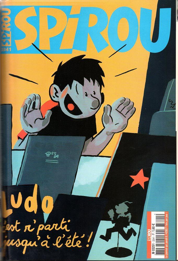 LUDO - 6 . CLUB DE L'ÉCLAIR (LE)