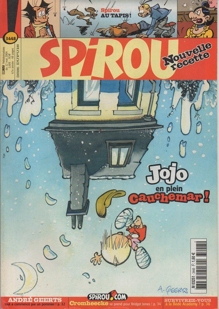 Spirou 3448