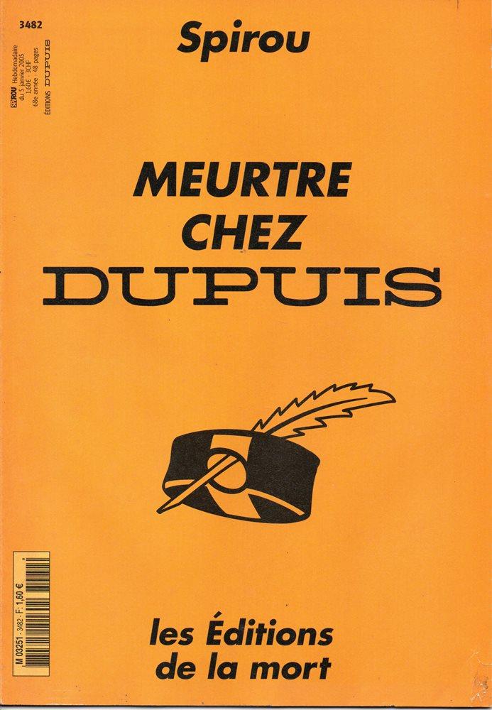 CLÉ DU MYSTÈRE (LA) - 5 . ÉDITIONS DE LA MORT (LES)