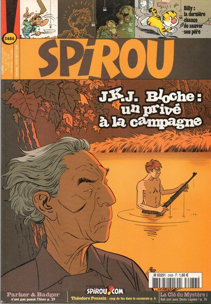JÉRÔME K. JÉRÔME BLOCHE - 18 . PETIT COIN DE PARADIS (UN)
