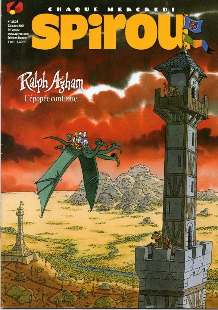 RALPH AZHAM - 2 . MORT AU DÉBUT DU CHEMIN (LA)