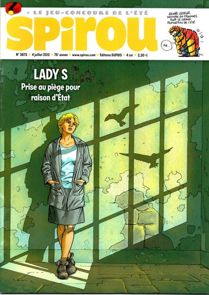 LADY S - 8 . RAISON DE ÉTAT