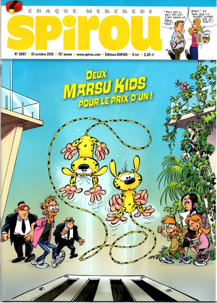 MARSU KIDS - 2 . OEUF POUR DEUX (UN)