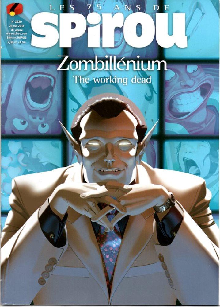 ZOMBILLÉNIUM - 3 . CONTROL FREAKS
