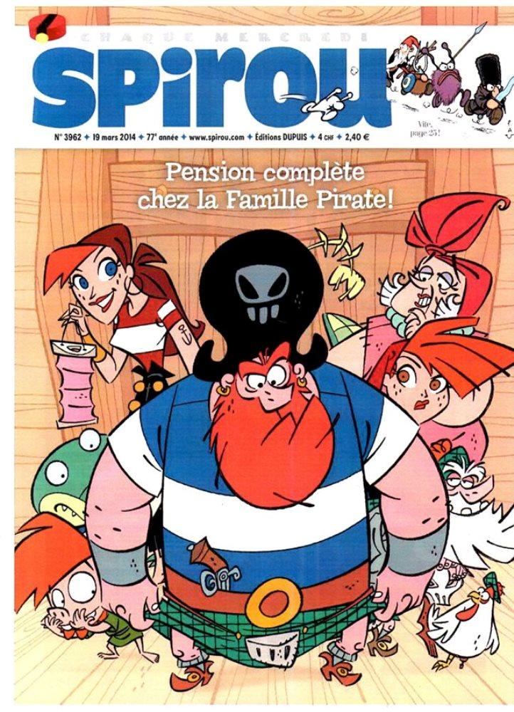 FAMILLE PIRATE - 2 . IMPOSTEUR (LE)