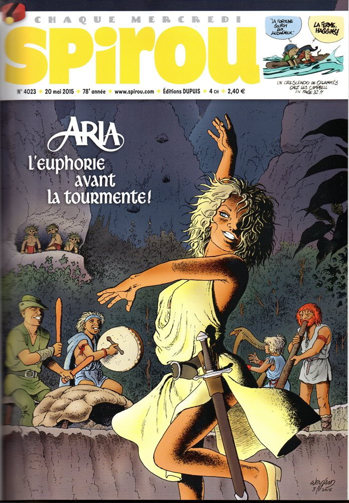 ARIA - 37 . FAITES TAIRE LE ACCUSÉE