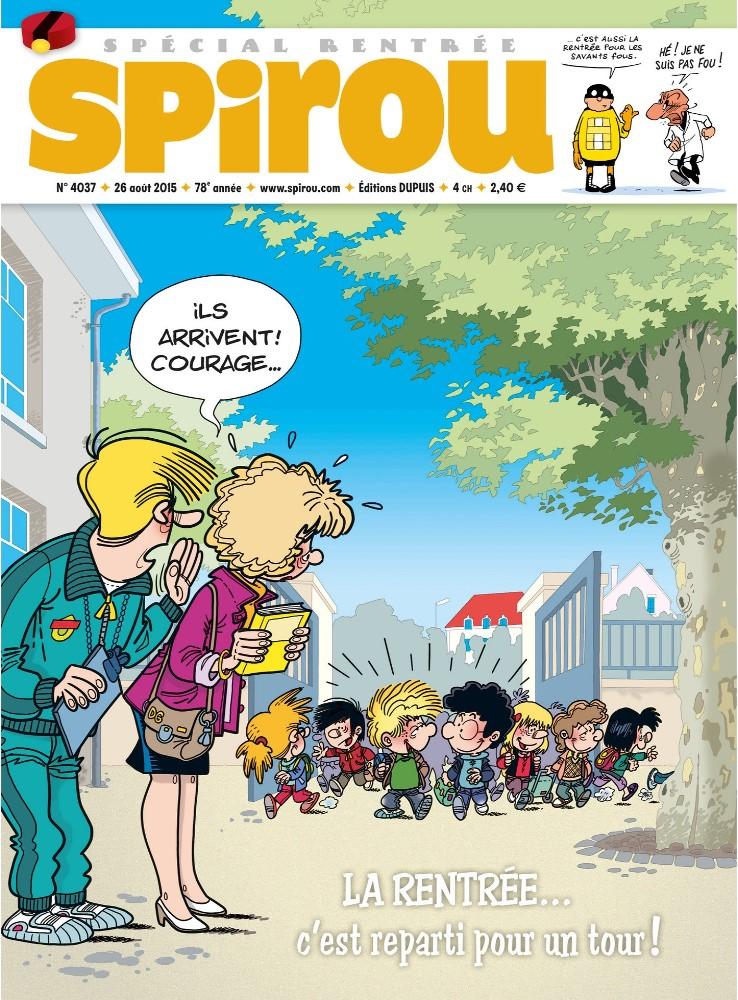 SPIROU - BÉLGICA4037