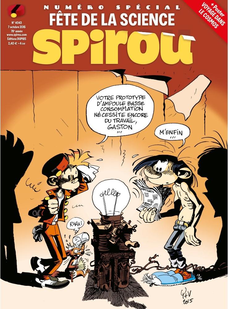 SPIROU - BÉLGICA4043