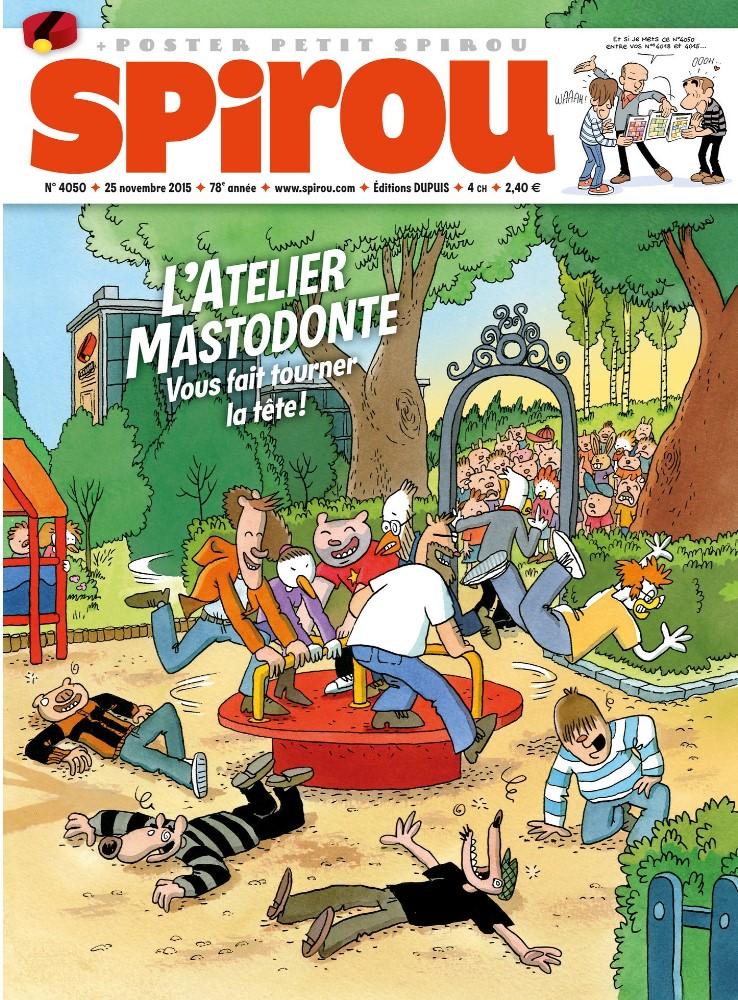 SPIROU - BÉLGICA4050