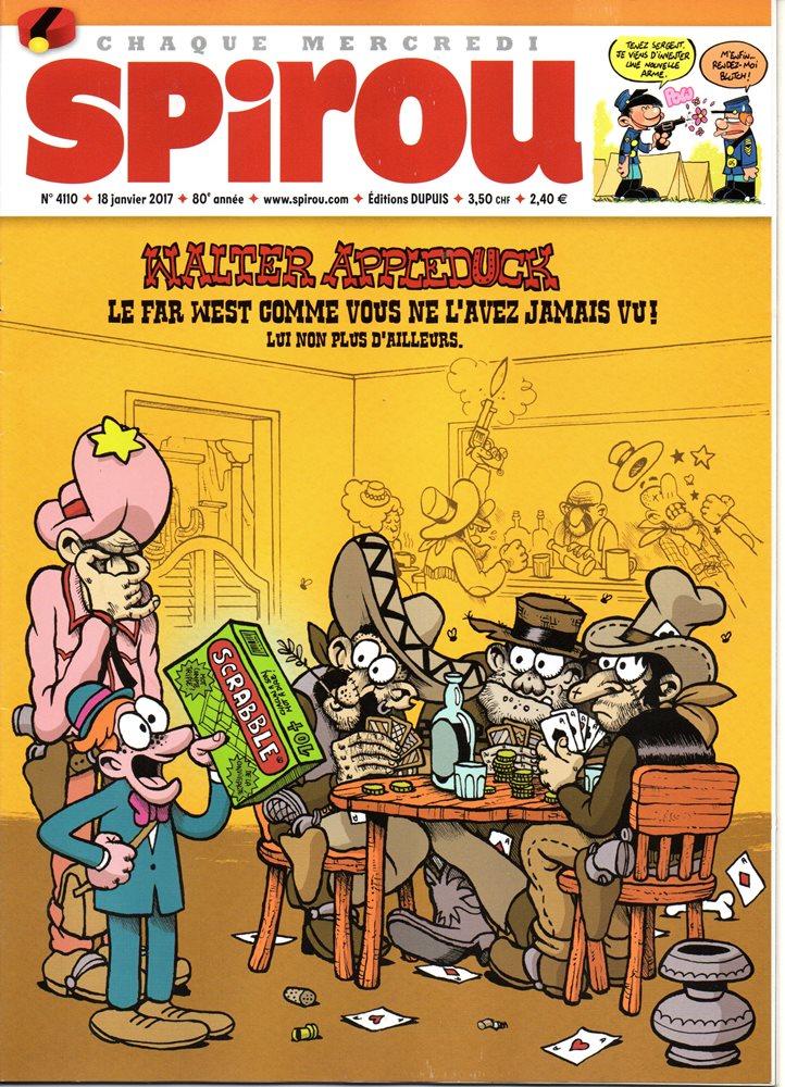 SPIROU - BÉLGICA4110