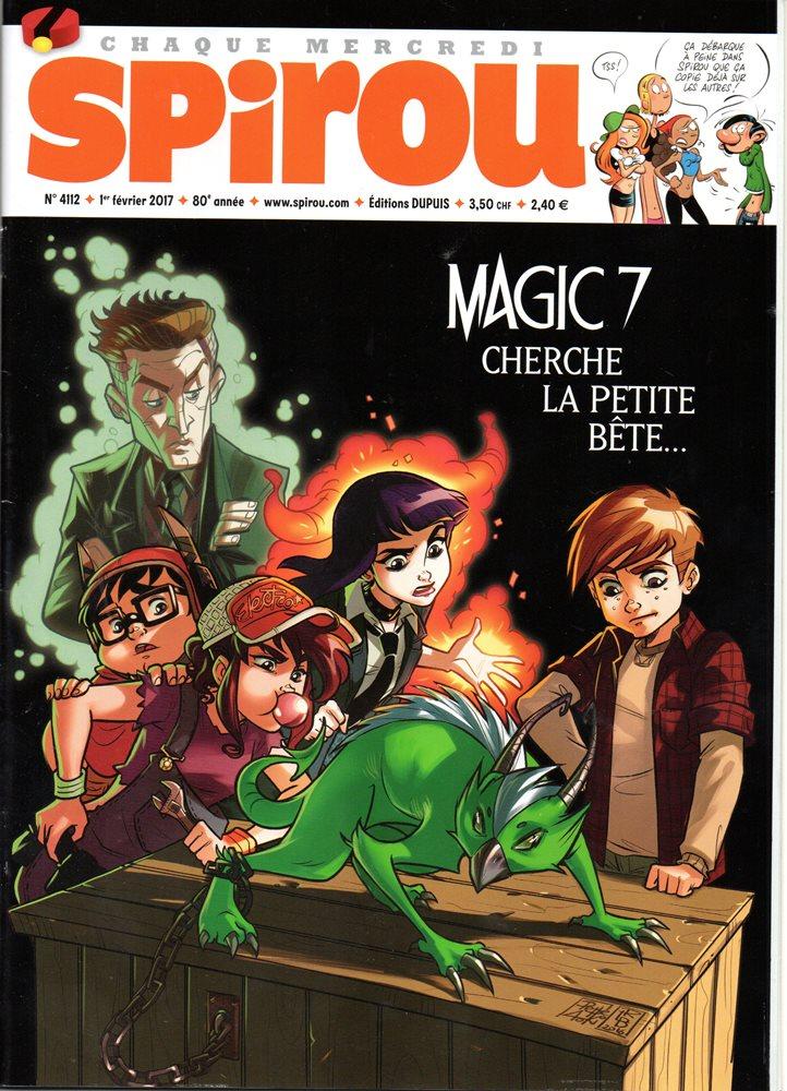 MAGIC7 - 3 . RETOUR DE LA BÊTE (LE)