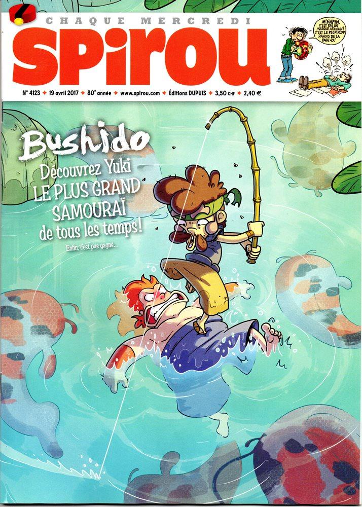 BUSHIDO - 1 . YUKI