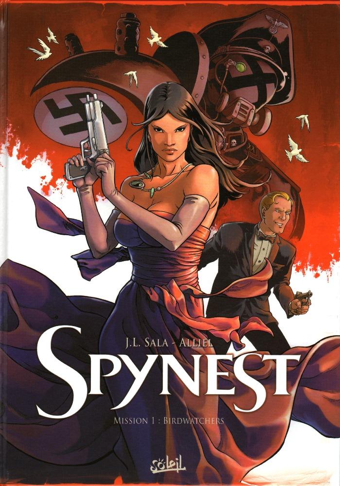SPYNEST - 1 . MISSION 1: BIRDWATCHERS