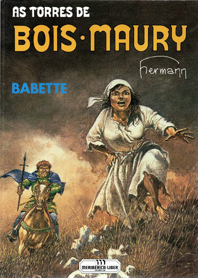 TORRES DE BOIS-MAURY (AS) - 1 . BABETTE