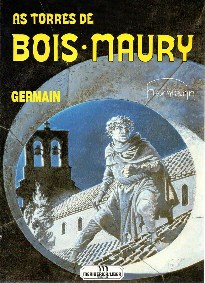 TORRES DE BOIS-MAURY (AS) - 3 - Tomo 3