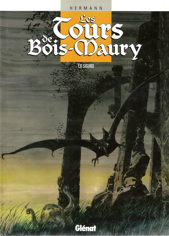 TORRES DE BOIS-MAURY (AS) - 6 - Tomo 6