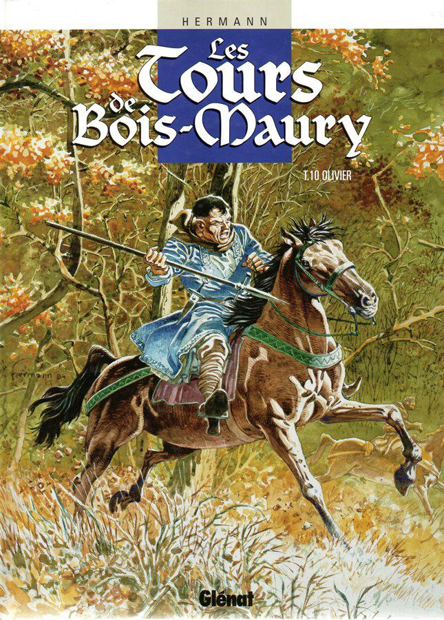TORRES DE BOIS-MAURY (AS) - 10 - Tomo 10