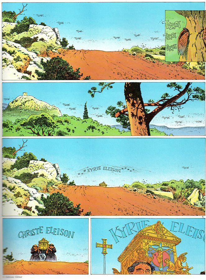 Prancha de: TORRES DE BOIS-MAURY (AS) - 3 . GERMAIN