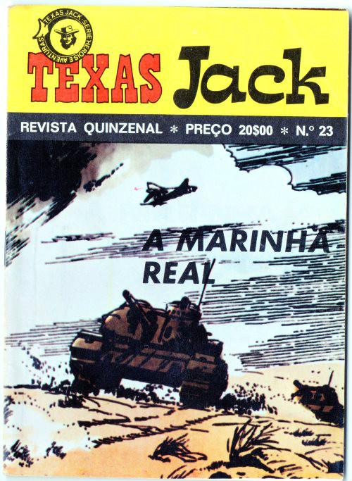 Texas Jack 1. série