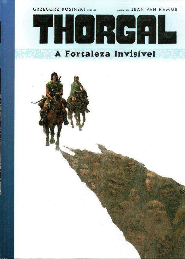 THORGAL - 19 . FORTALEZA INVISÍVEL (A)