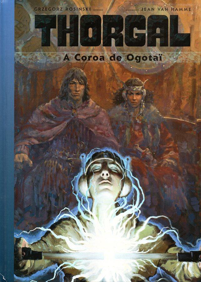 THORGAL - 21 . COROA DE OGOTAI (A)
