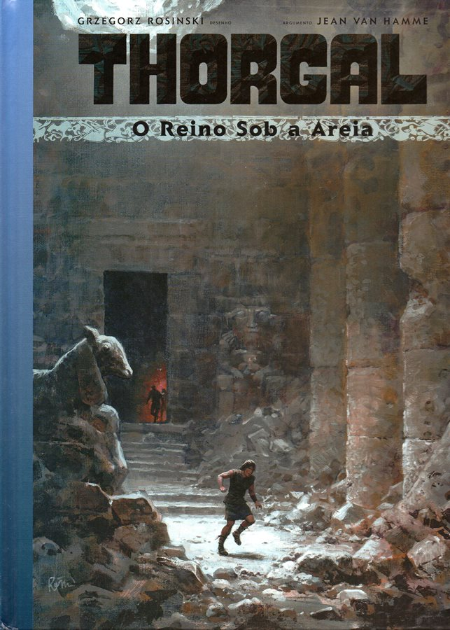 THORGAL - 26 . REINO SOB A AREIA (O)