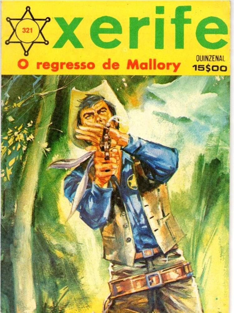 BIG BULL - 8 . REGRESSO DE MALLORY (O)