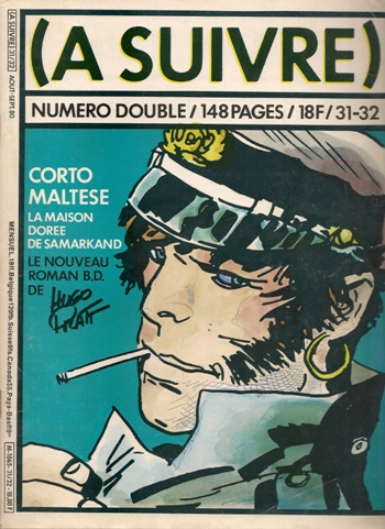 CORTO MALTESE - 13 . SEGREDO DE TRISTAN BANTAM (O) (CAP. 1)- SOB O SIGNO DO CAPRICÓRNIO