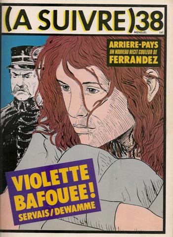 TENDRE VIOLETTE - (A SUIVRE) . N.º 38