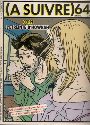 STÉPHANE CLÉMENT - 6 . ETREINTE D'HOWRAH (L')