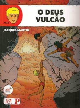 ALIX - 14 . PRESAS DO VULCÃO (AS)