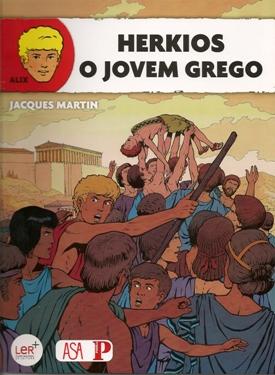 ALIX - 15 . HERKIOS O JOVEM GREGO