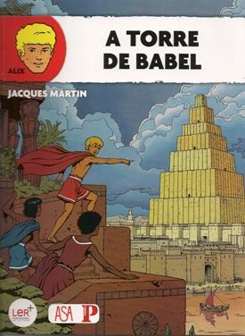 ALIX - 16 . TORRE DE BABEL (A)
