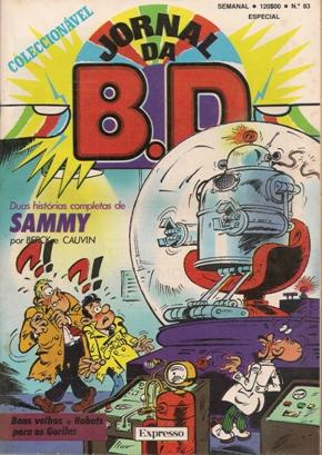 SAMMY - 1 . BONS VELHOS PARA OS GORILAS E ROBOTS PARA OS GORILAS
