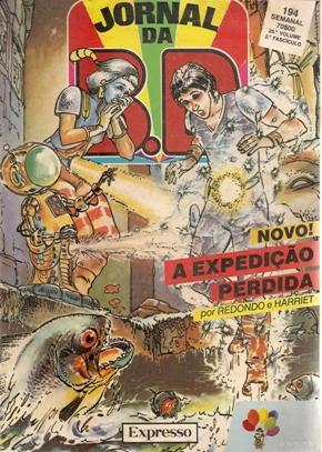 YAN E MIRKA - 1 . EXPEDIÇÃO PERDIDA (A)