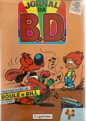 BOULE E BILL - JORNAL BD . N.º 200