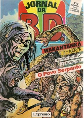 WAKANTANKA - 2 . POVO SERPENTE I