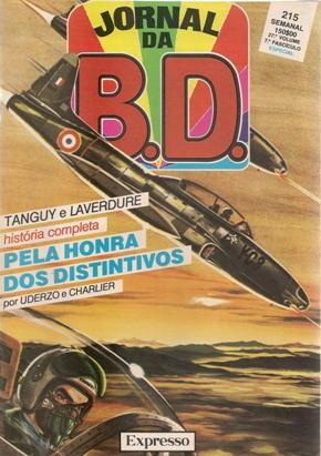 TANGUY E LAVERDURE  - 2 . PELA HONRA DO DISTINTIVOS