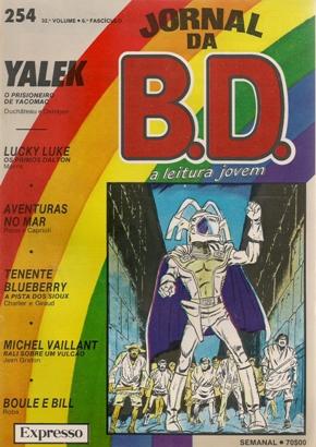 YALEK - 4 . PRISIONEIRO DE YACOMAC (O)