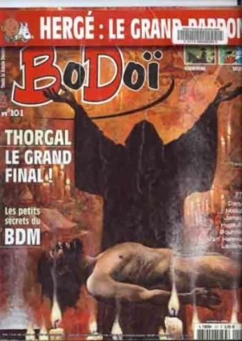 Thorgal 29