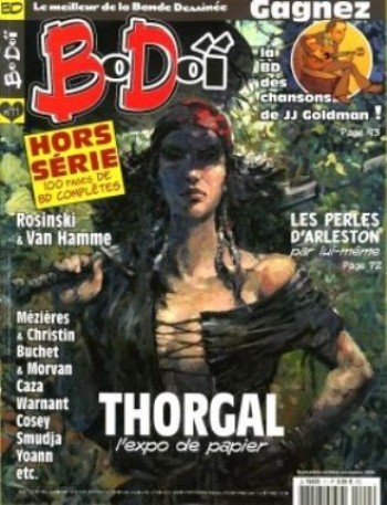 THORGAL - BO DOI . N.º 211