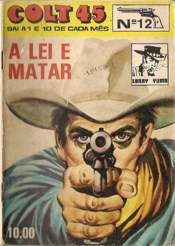 Colt 45 - 12