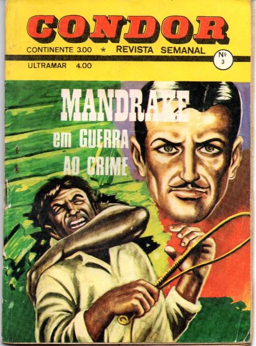 MANDRAKE - 13 . GUERRA AO CRIME