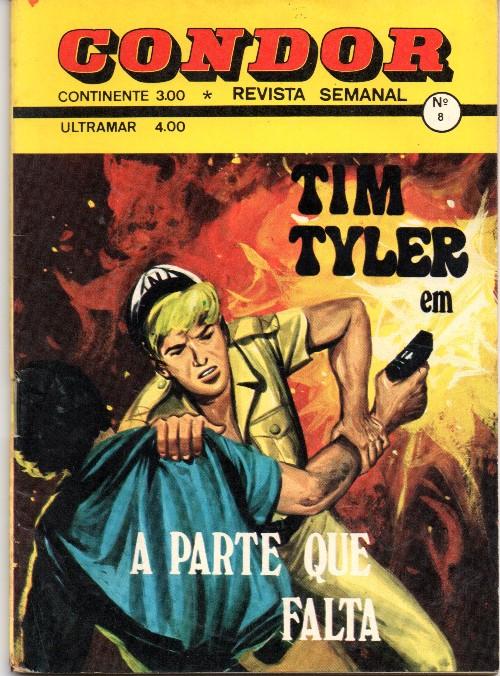 TIM TYLER - 2 . PARTE QUE FALTA (A)