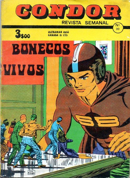SUPER BOY - 1 . BONECOS VIVOS