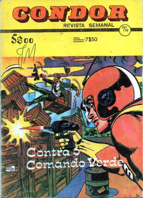 SUPER BOY - 4 . CONTRA O COMANDO VERDE