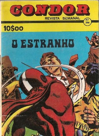 SUPER BOY - 8 . ESTRANHO (O)