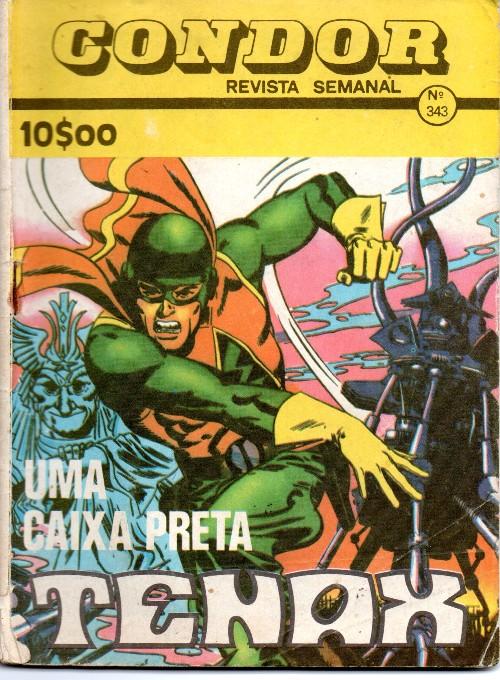 TENAX - 5 . CAIXA PRETA (UMA)