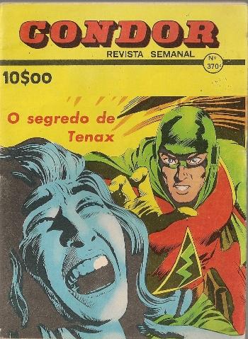 TENAX - 7 . SEGREDO DE TENAX (O)